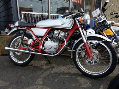 ベストオートのレンタルバイクの「ドリーム50」に乗ってみませんか?
