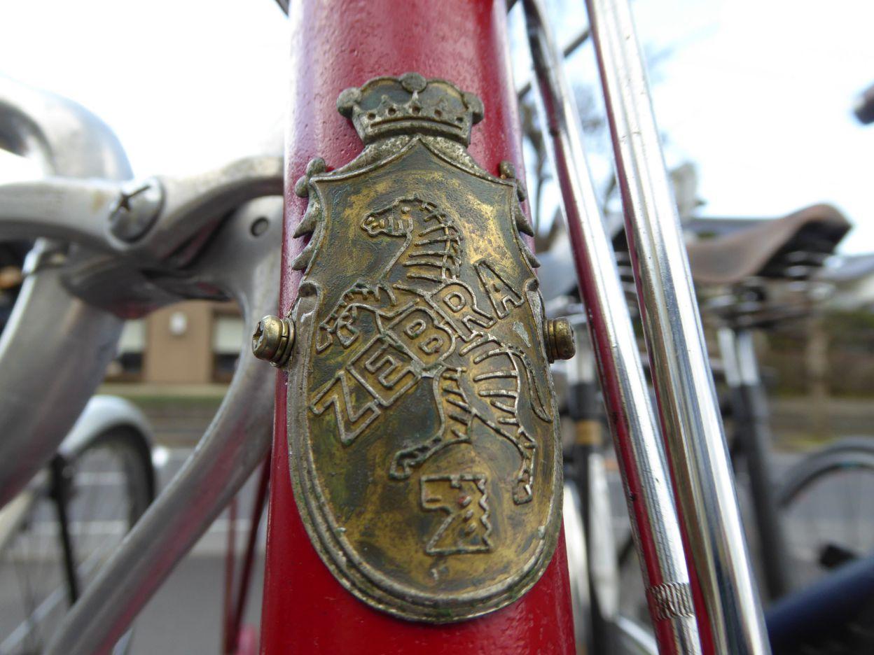 レトロな自転車
