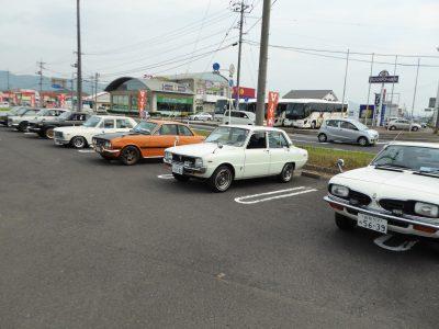 ベストオートの平田のVIVAでやっていた旧車祭りに行ってみました!