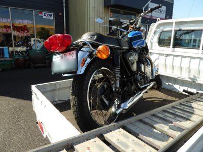 ベストオートのW1SAを姫路へ納車しました!