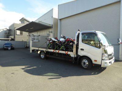 ベストオートのバイクの全国配送致します! @島根のベストオート