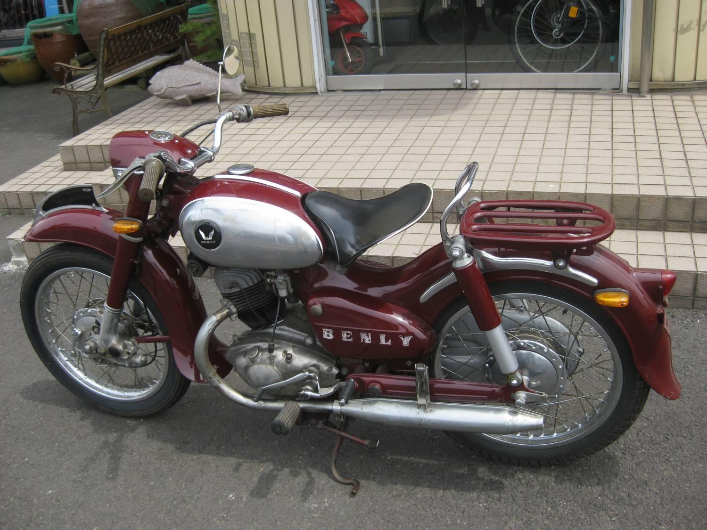 ベンリィJC125