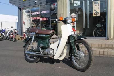 ベストオートのホンダ C90のレンタルバイクを開始します!