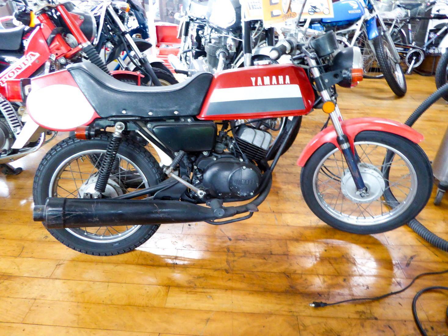 ヤマハ GR50