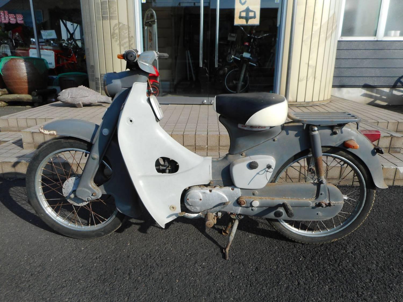 スーパーカブC105