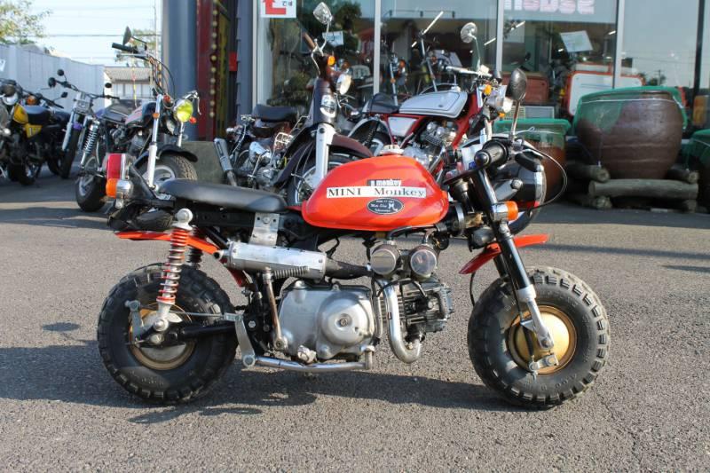 モンキー Z50J