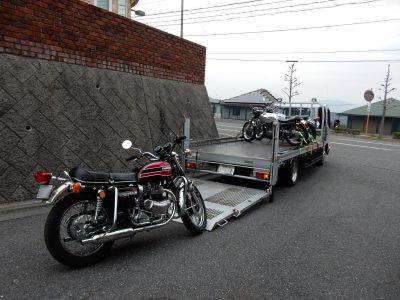 ベストオートのカワサキ W3を納車しました!