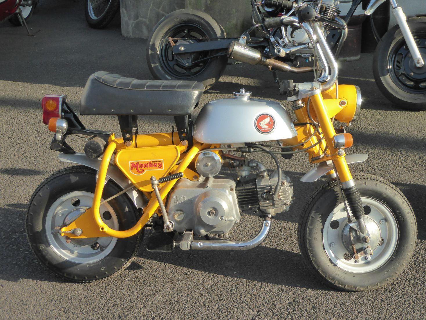 モンキー Z50A