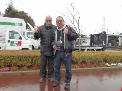 ベストオートのThe モトクロス!鈴木秀明さんにお会いしました!