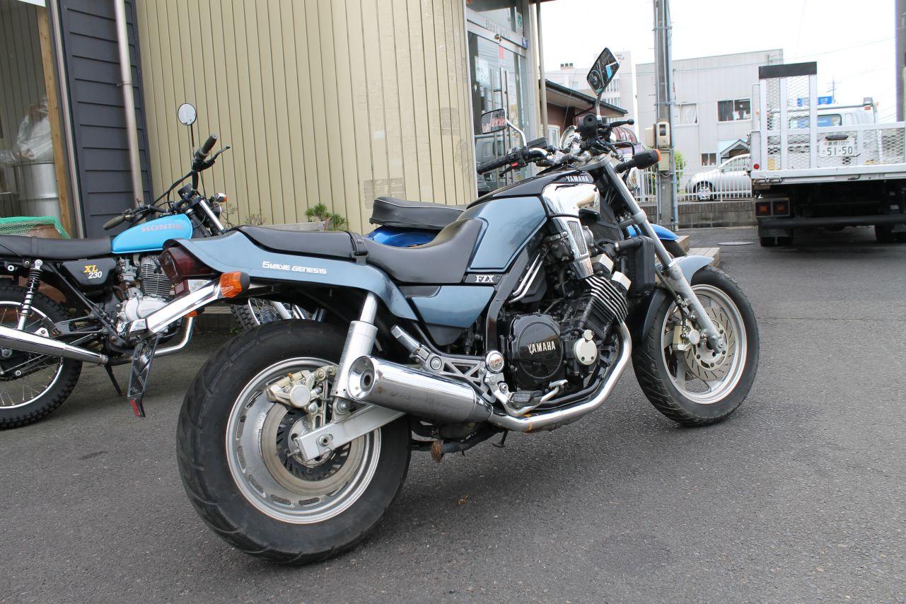 FZX750