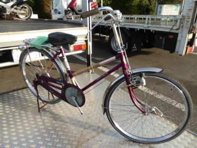 ベストオートの昭和のレアな自転車、東京秀工舎のサン号がお嫁に行きました!