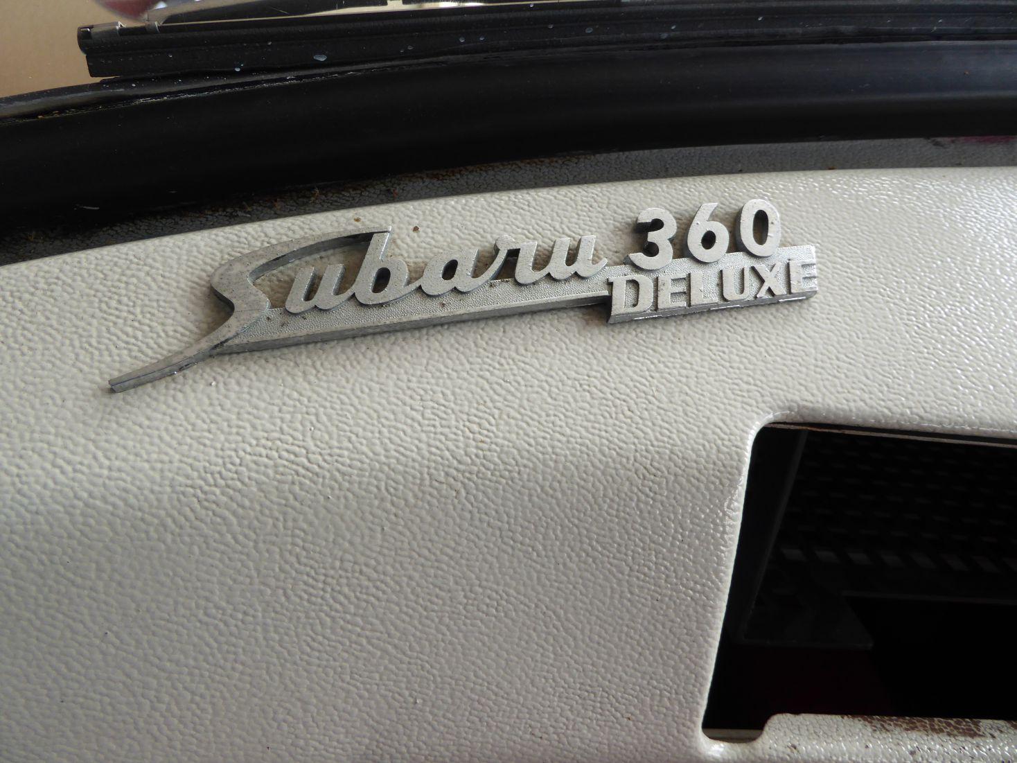スバル 360 デラックス