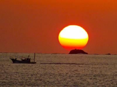 ベストオートの7月9日に「絶景夕日ツーリング」を開催します!