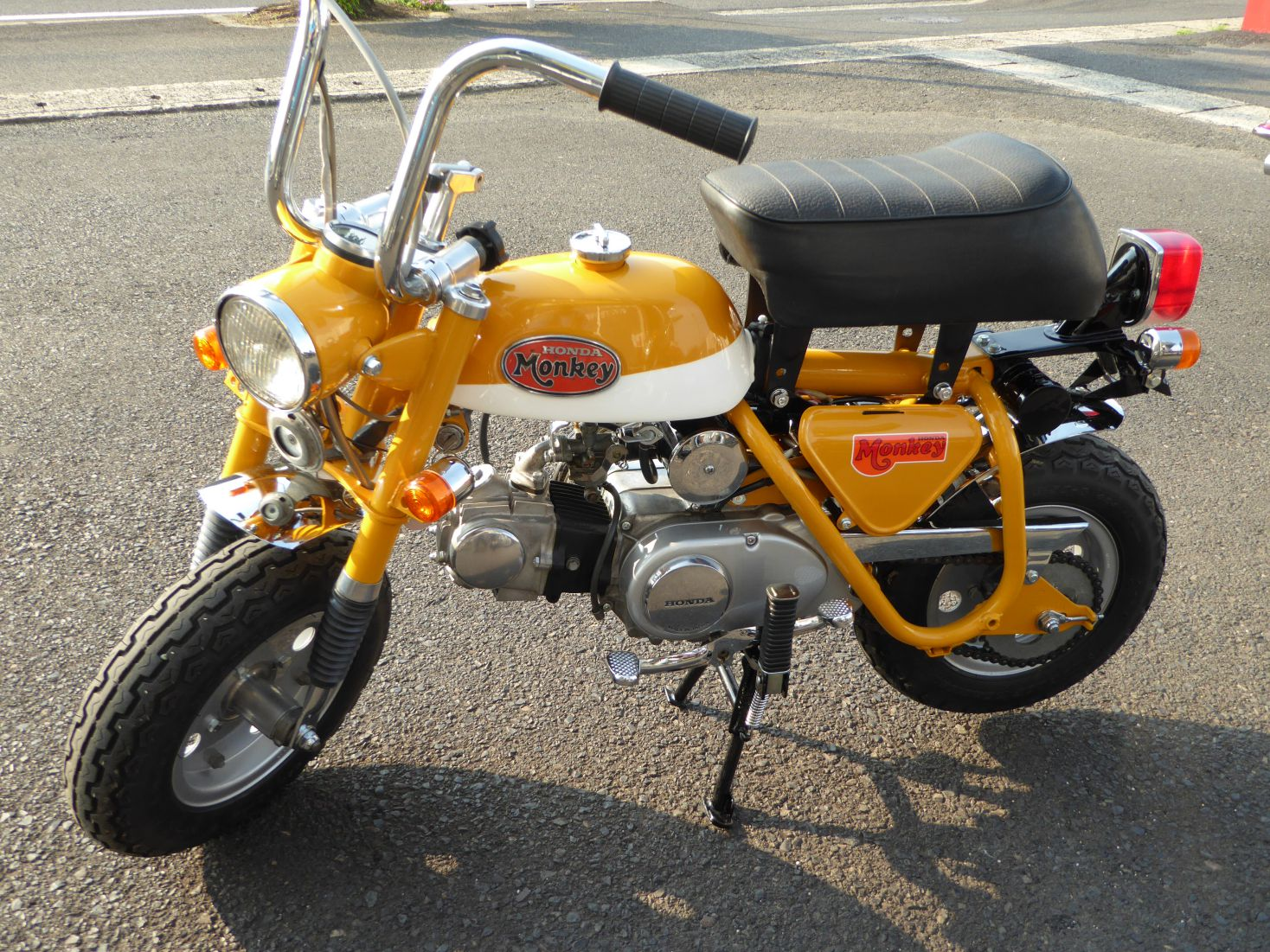 モンキーZ50A