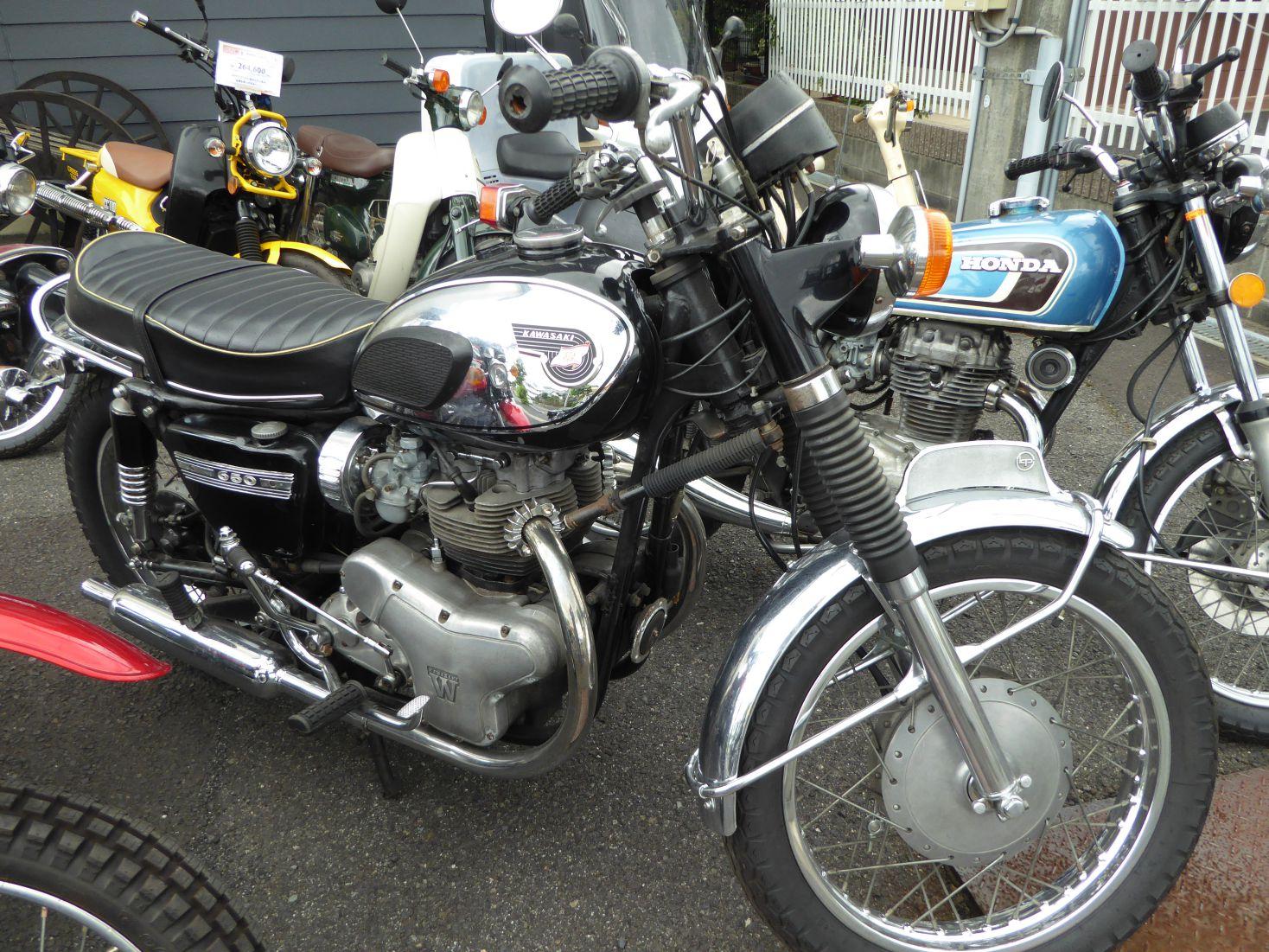 遊び心のバイク
