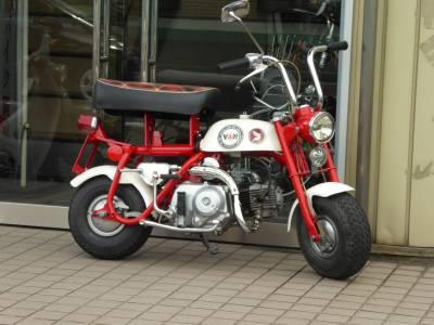 ベストオートのモンキー Z50M #3