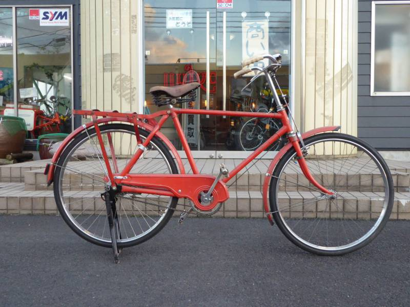 郵便自転車
