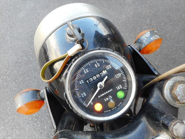 メグロ250SG