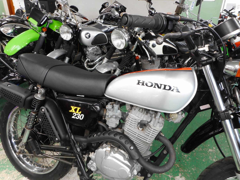 XL230 塗装