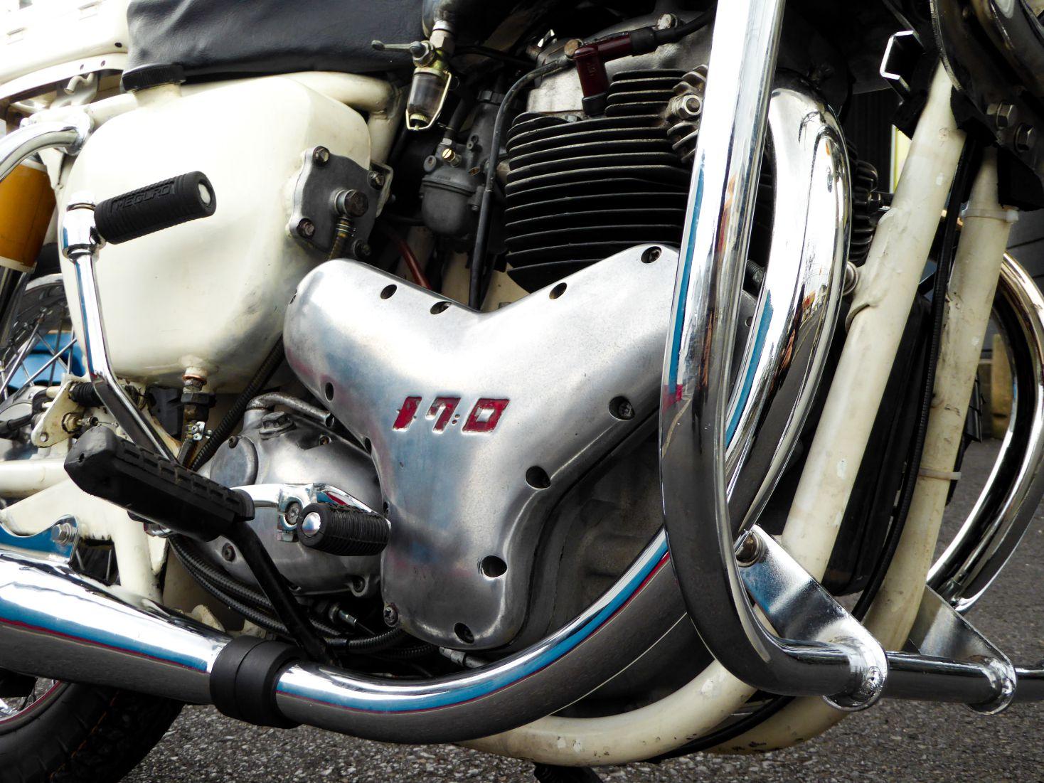 メグロ500 K1