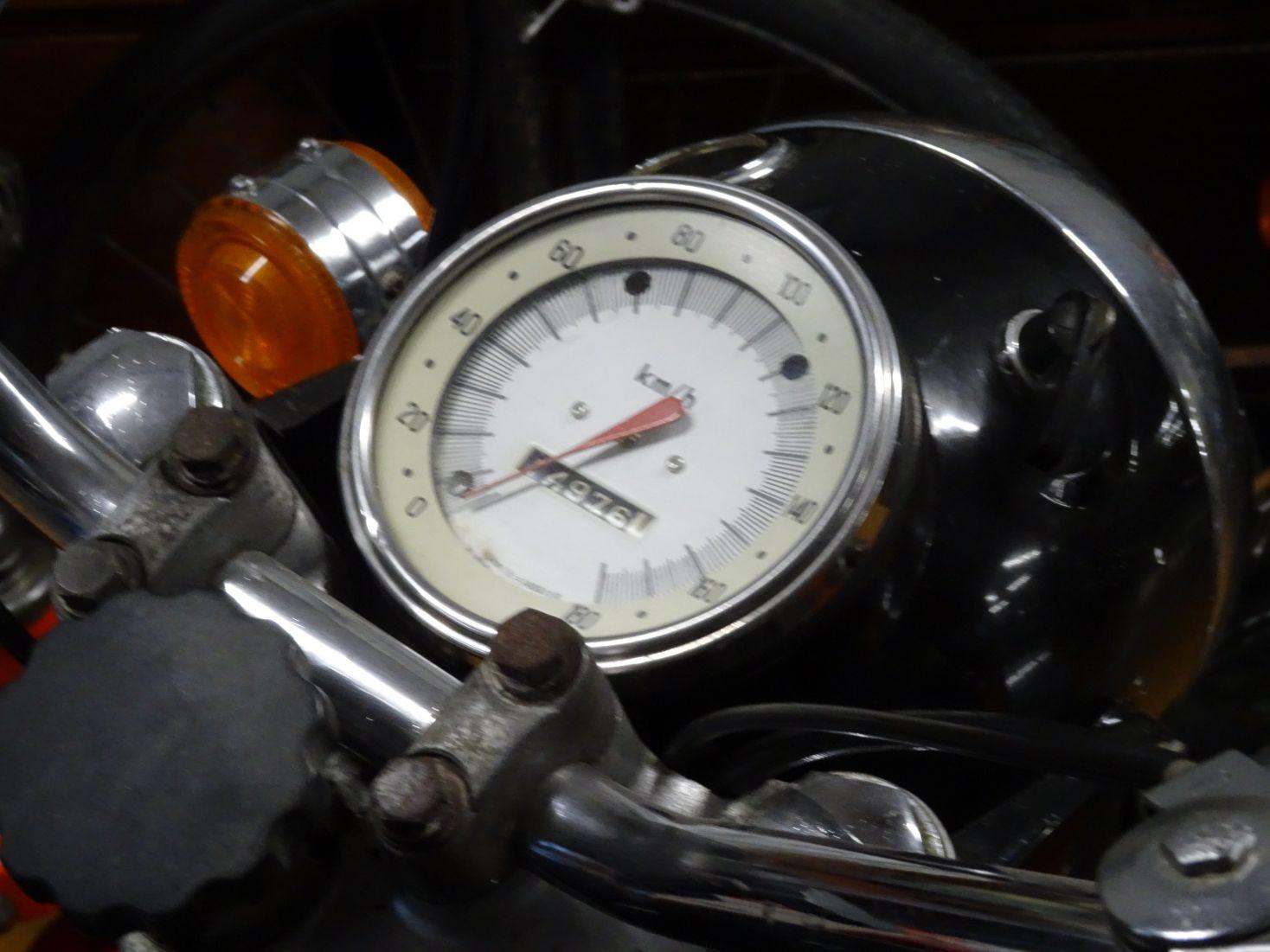メグロ500 K2