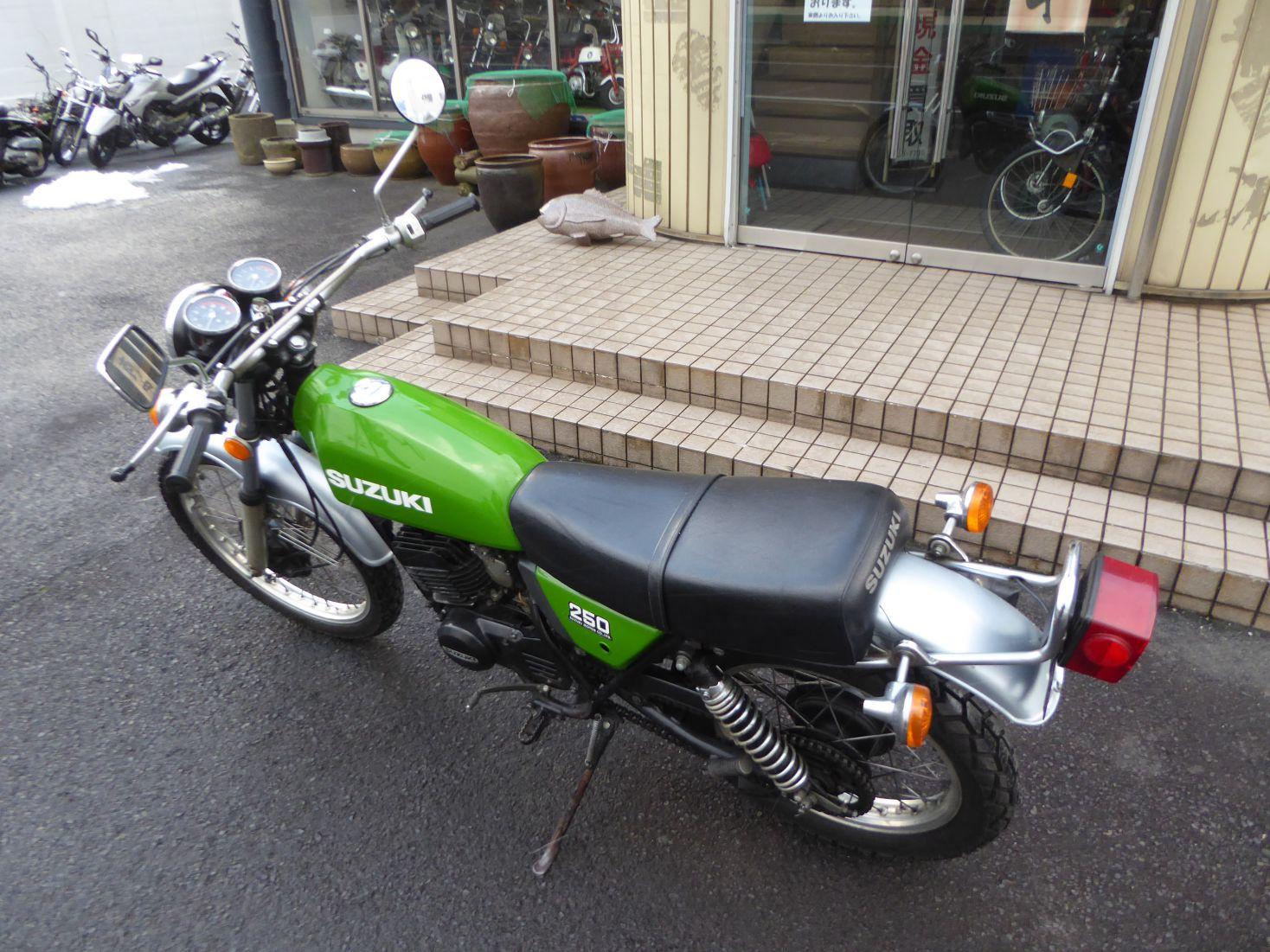 ハスラー250
