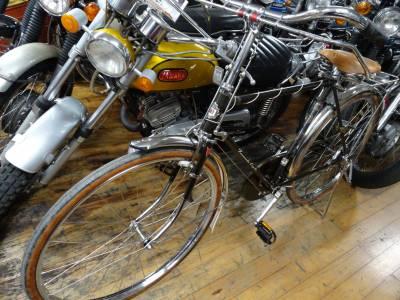 ベストオートのツノダ自転車