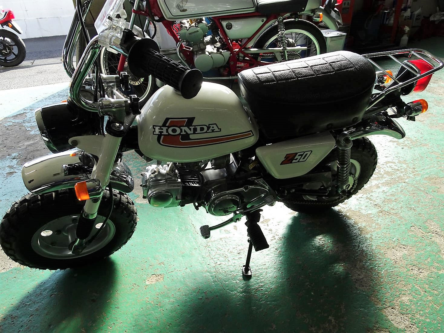 モンキーZ50J