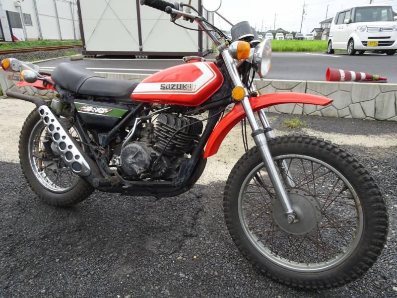 ハスラー400初期型