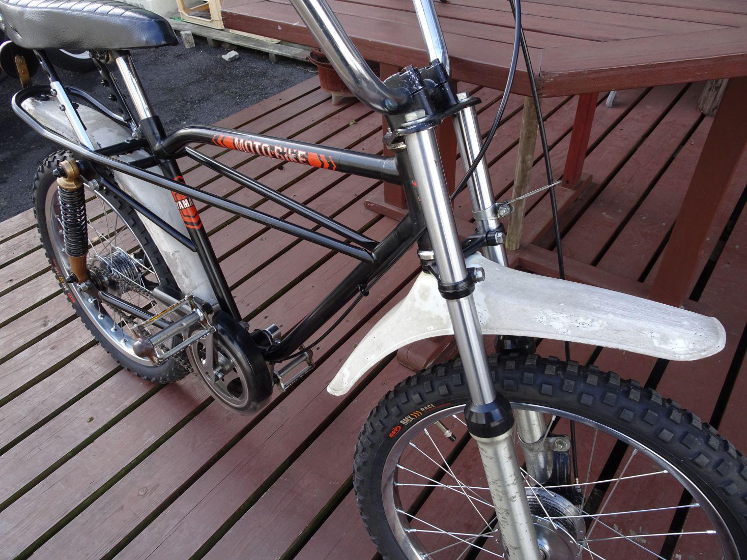 ヤマハ モトバイク