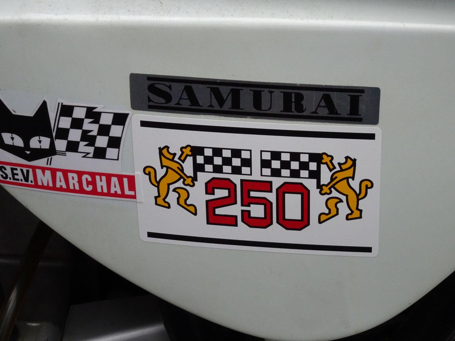 250A1 サムライ