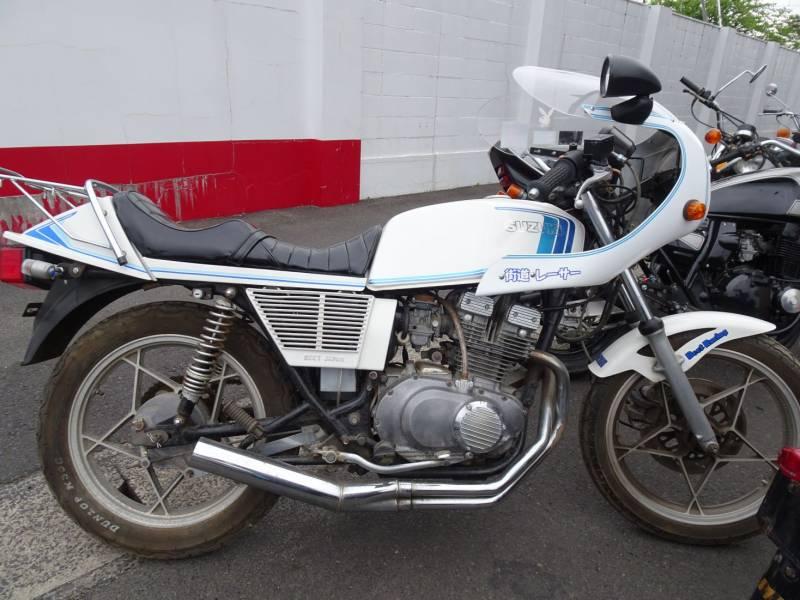 GSX250E ザリ