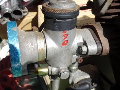 ベストオートのまたまたメグロのオートレーサーのエンジンが入りました!