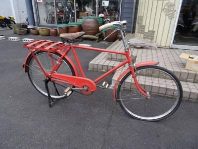 ベストオートの郵便自転車がお嫁に行きました!