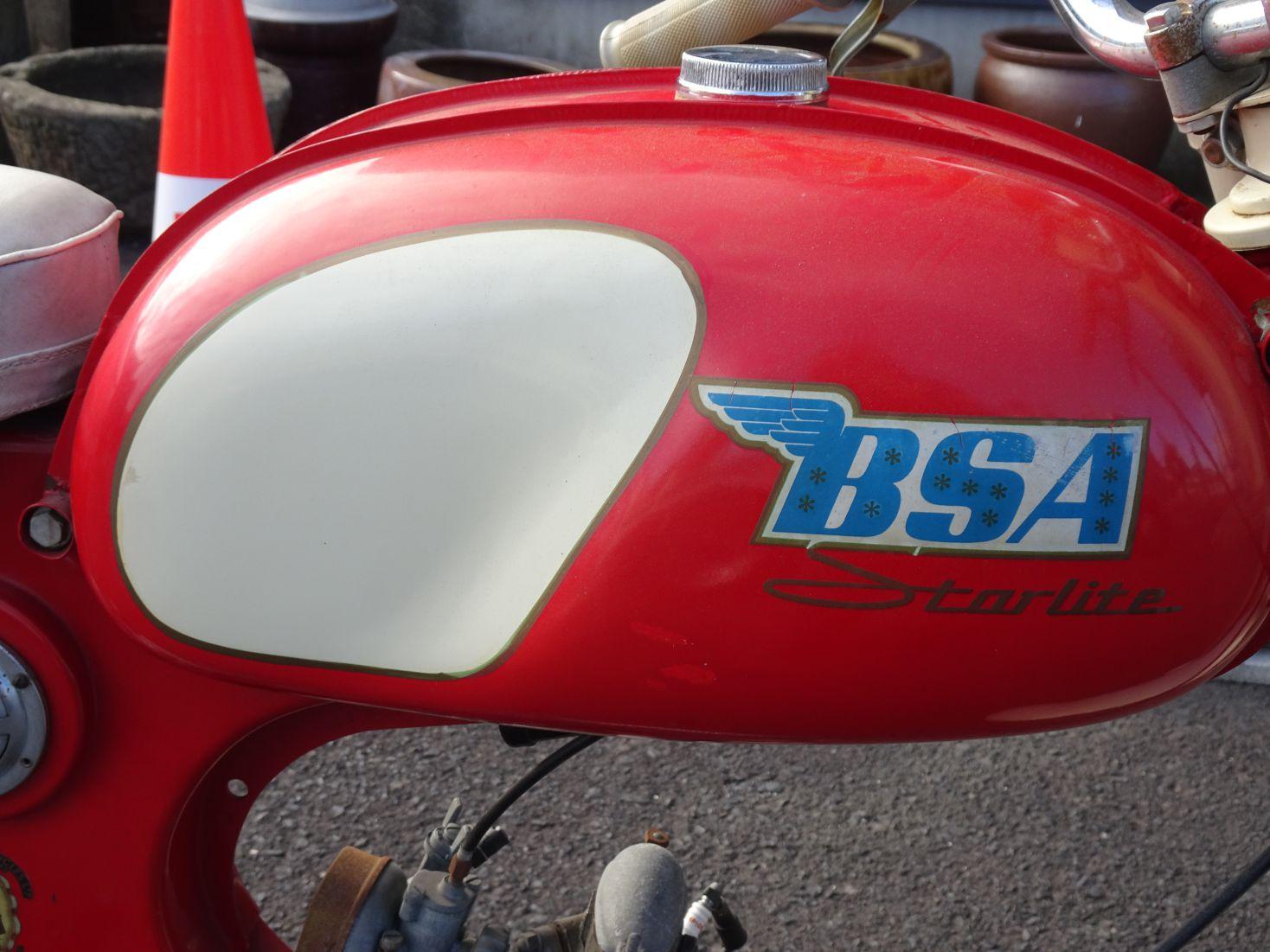 BSA K1