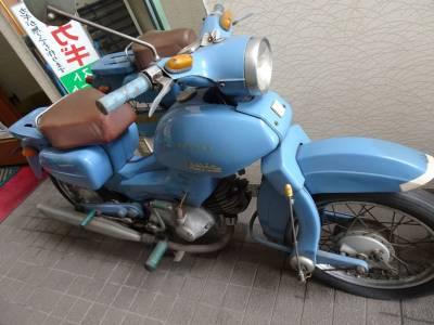 時代部屋には変わったバイクがたくさん居ますよ!