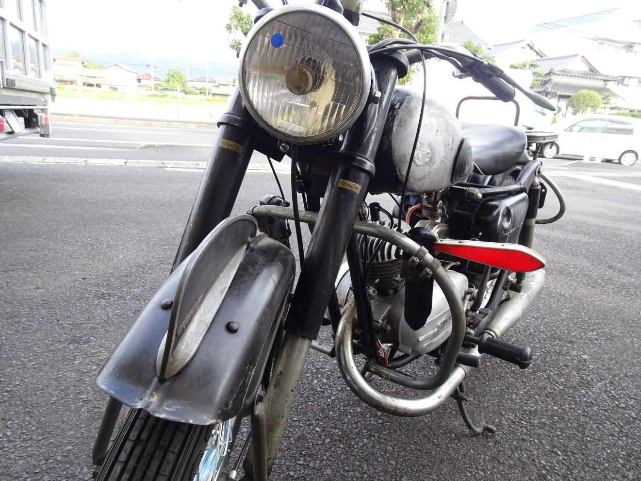 トヨモータースFED125