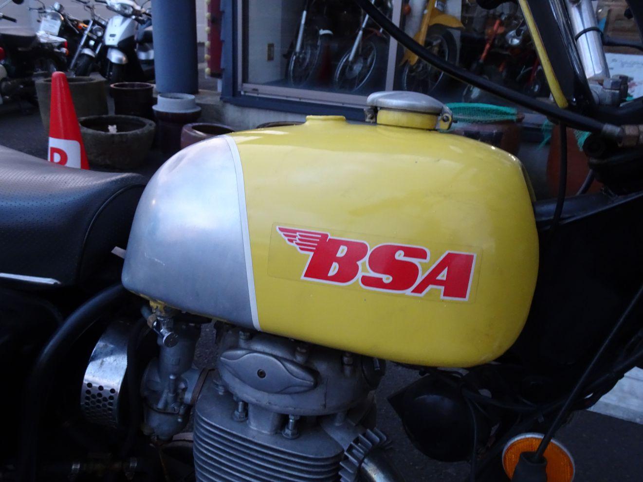 BSA ビクター