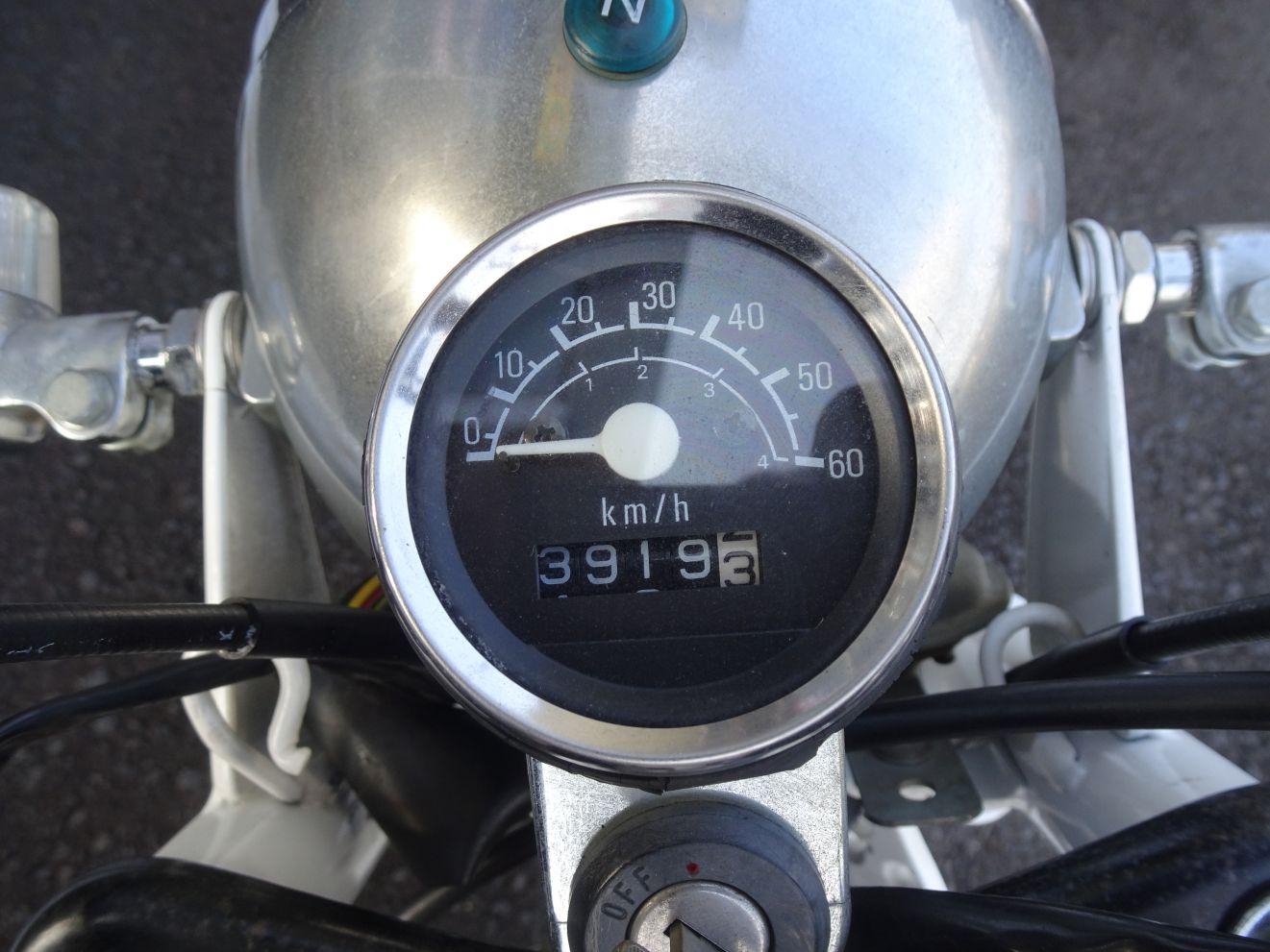 モンキー50 Z2仕様