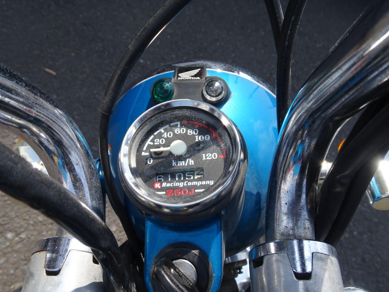 モンキー CB750K0仕様