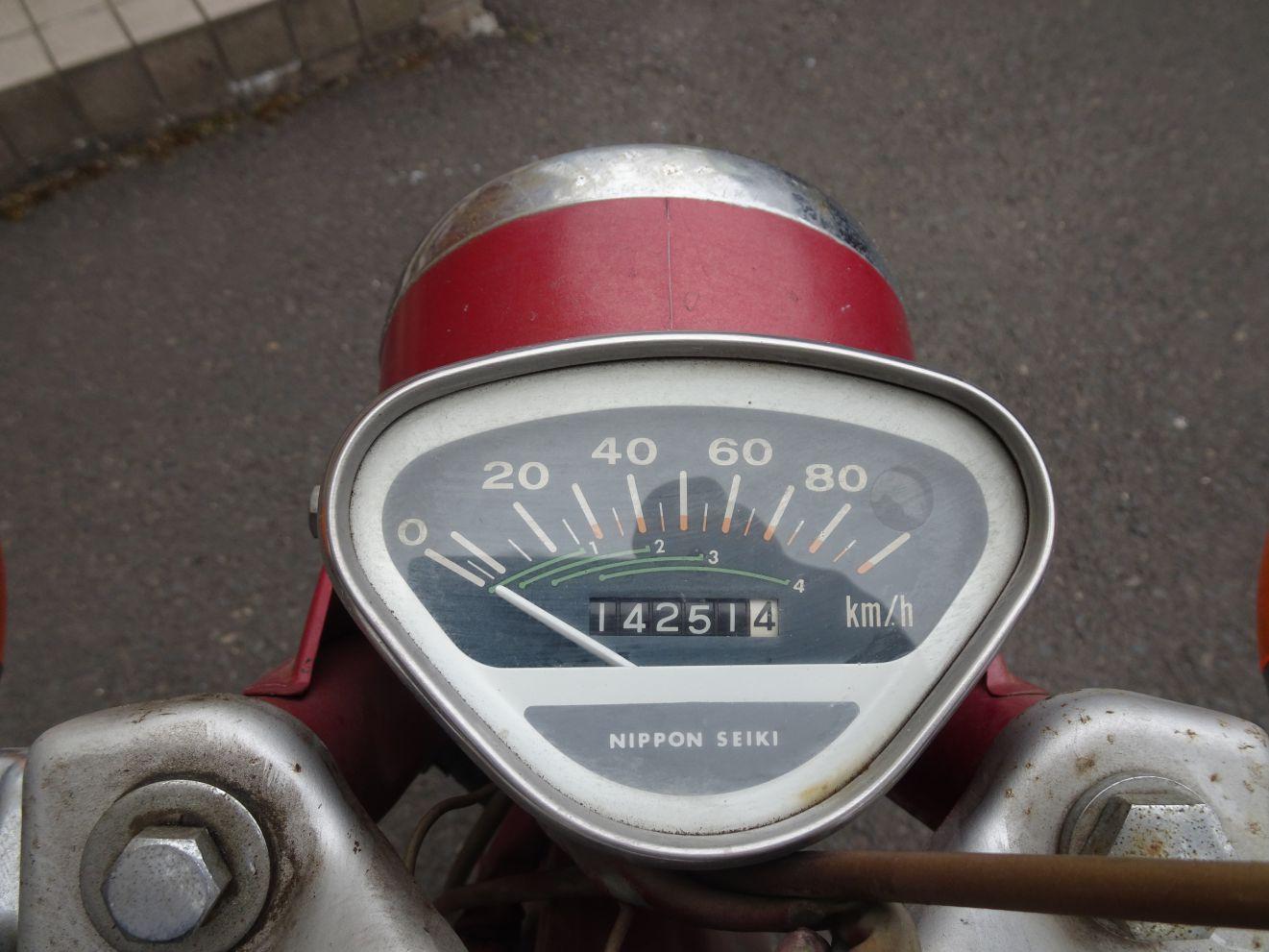 ベンリィCD50