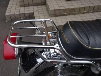 ベストオリジナルW1S・W1SA用キャリア完成!